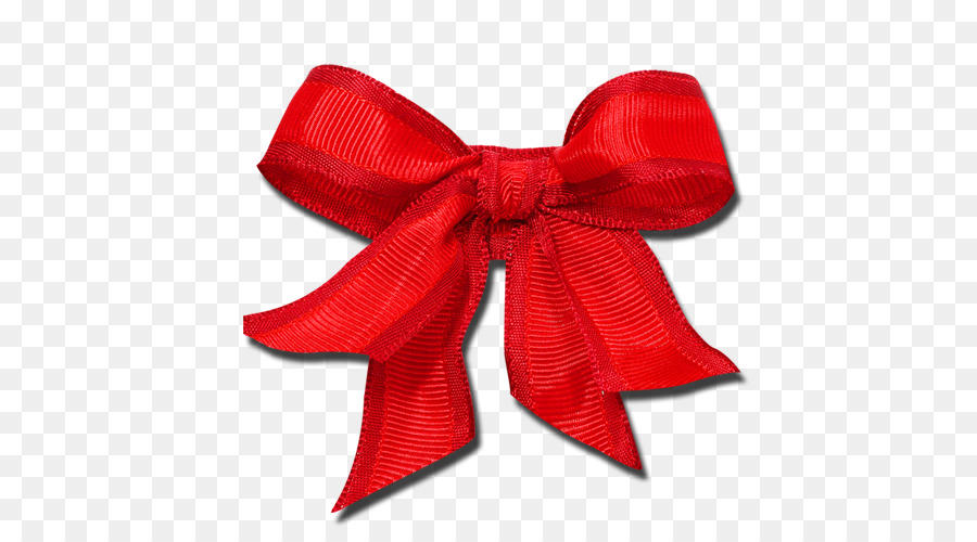 Ribbon Christmas Satin Clip art - Bow - Red Christmas Bow PNG HD