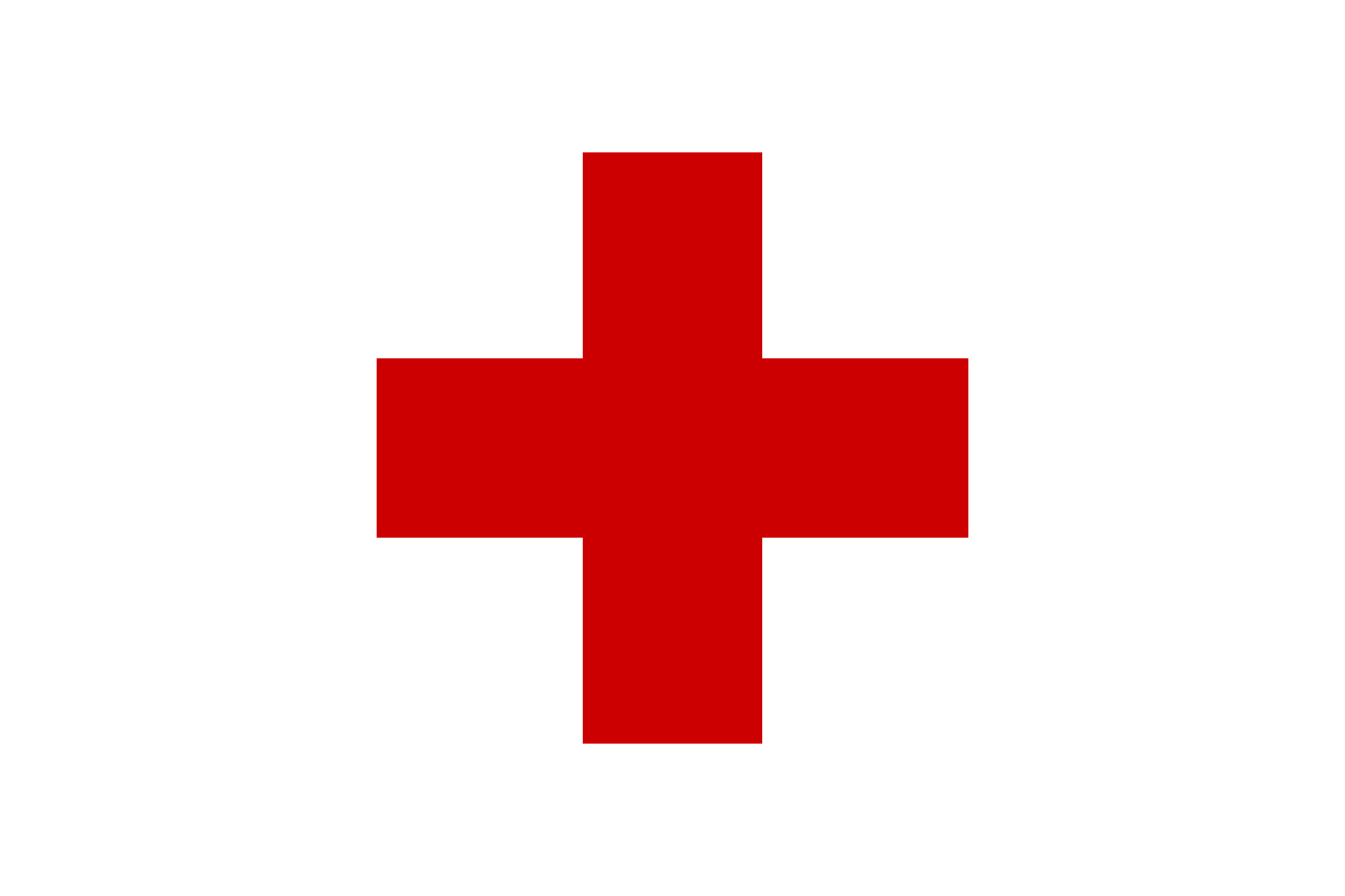 File:Flag Of The Red Cross.png - Red Cross PNG