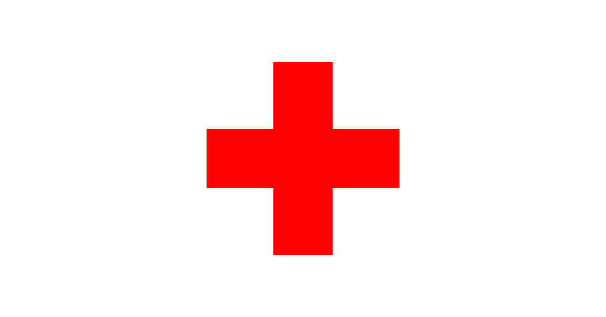 Red Cross PNG Transparent Red Cross.PNG Images. | PlusPNG