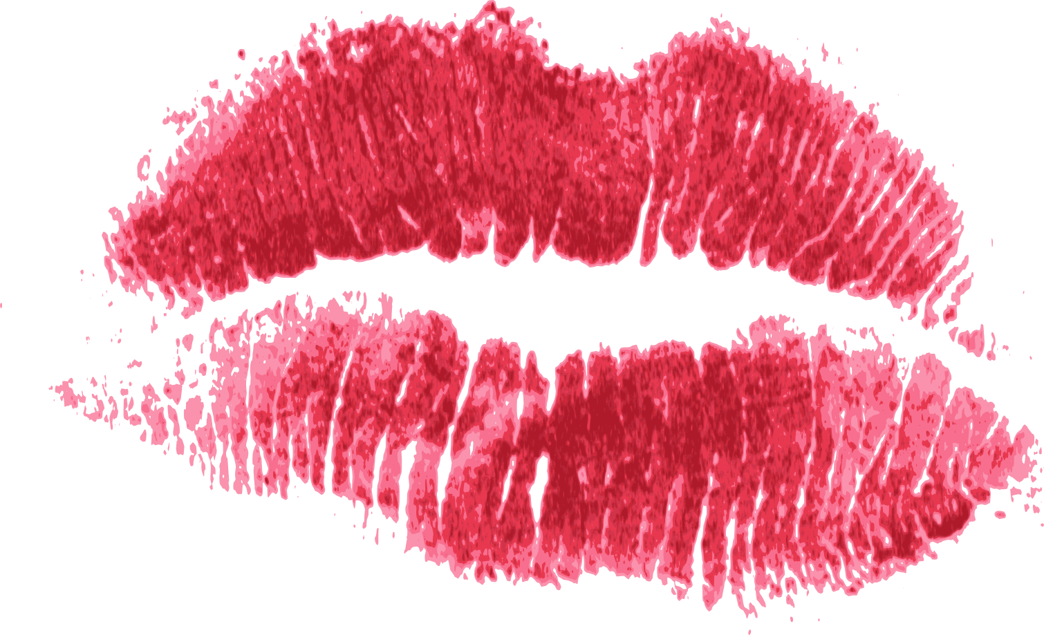 Red Lip PNG - 88768