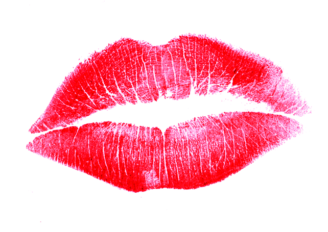 Red Lip PNG - 88754