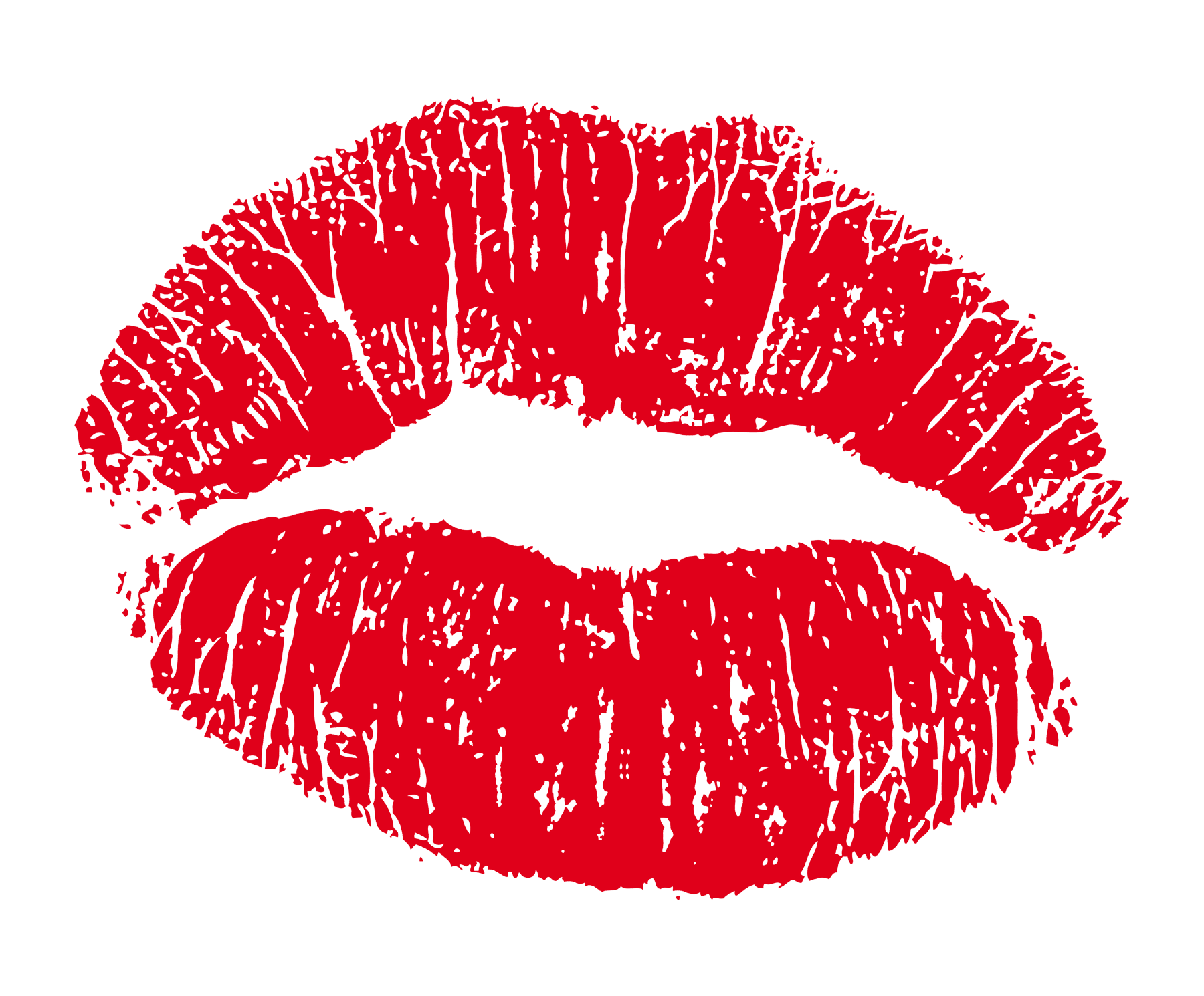 Red Lip PNG - 88756