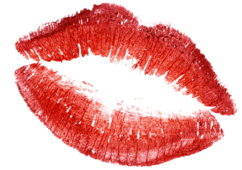 Red Lip PNG - 88759