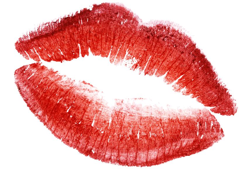 Obrázok vo vyššom rozlíšení PlusPng.com  - Red Lip PNG