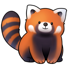 Red Panda PNG - 9377