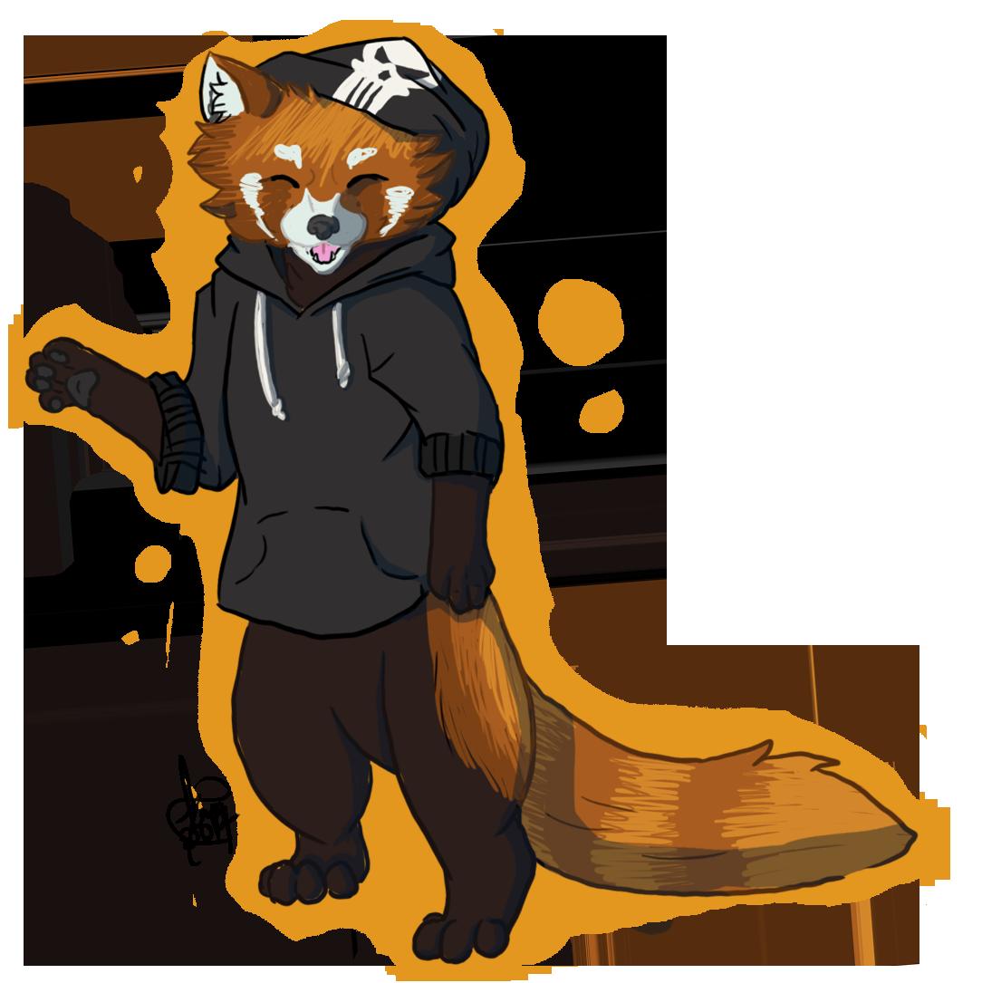 Red Panda PNG - 9398