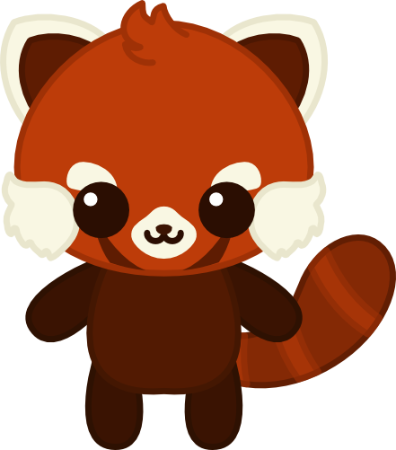 Red Panda PNG - 9396