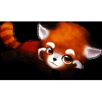 Red Panda PNG - 9384