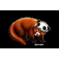 Red Panda PNG - 9385
