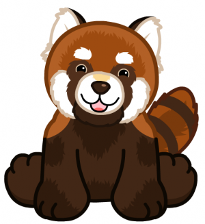 The Signature Endangered Red Panda is one gorgeous pet. Known for being  adventurous, worldly and friendly, this fantastic Panda prefers to keep  busy. - Red Panda PNG