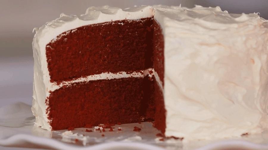 Red Velvet Cake PNG-PlusPNG.com-900 - Red Velvet Cake PNG