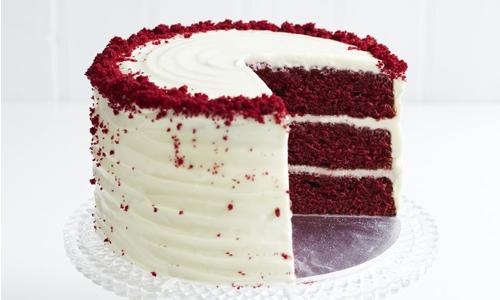 Red Velvet Cake PNG - 56463