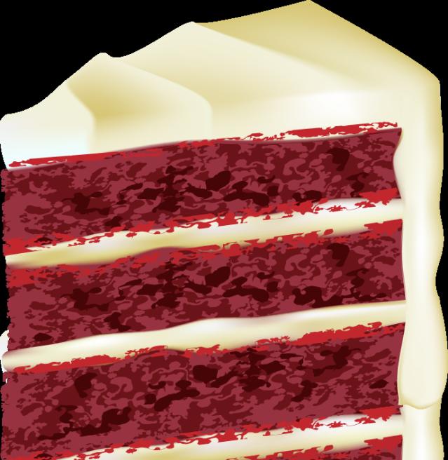 pin Cake clipart red velvet cake #7 - Red Velvet Cake PNG