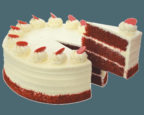 Red Velvet Cake - Cakeforyou - Red Velvet Cake PNG