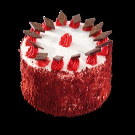 Red Velvet Cakes - Red Velvet Cake PNG