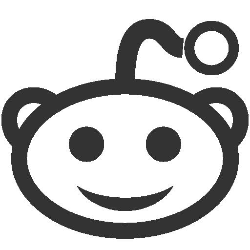 Reddit Logo Icon image #25852 - Reddit PNG