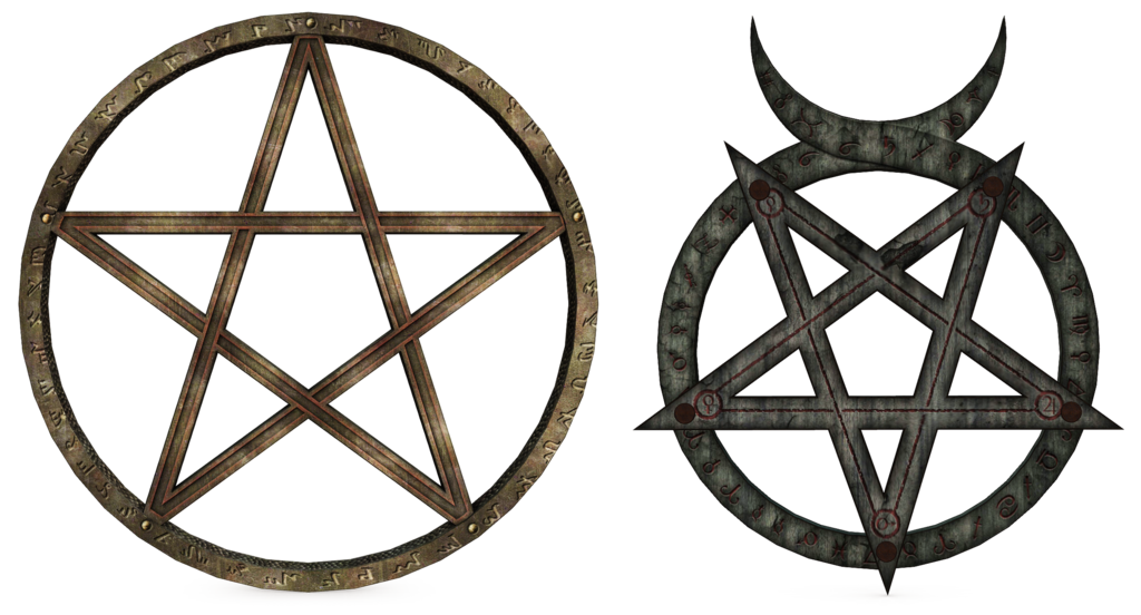 Pentacle PNG - 7061