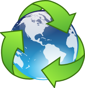 Reduce Reuse Recycle Earth PNG - 76335