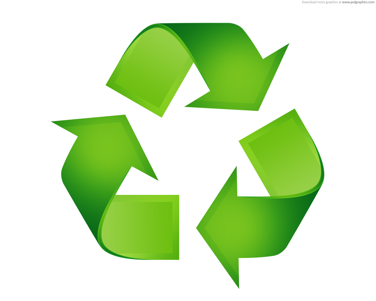 Reduce Reuse Recycle Earth PNG - 76340