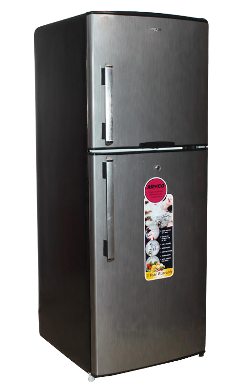 double-door-fridge.png - Refrigerator PNG