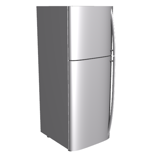Fridge Icon image #9508 - Refrigerator PNG