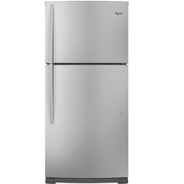 Top Freezer Refrigerator - Refrigerator PNG