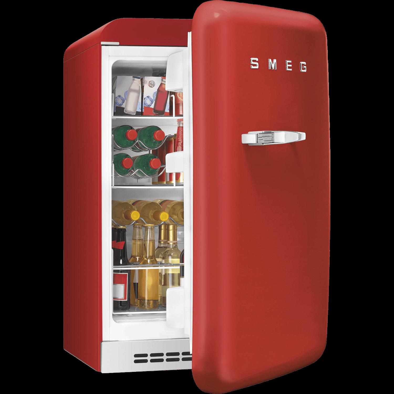 Vintage Refrigerator - Refrigerator PNG