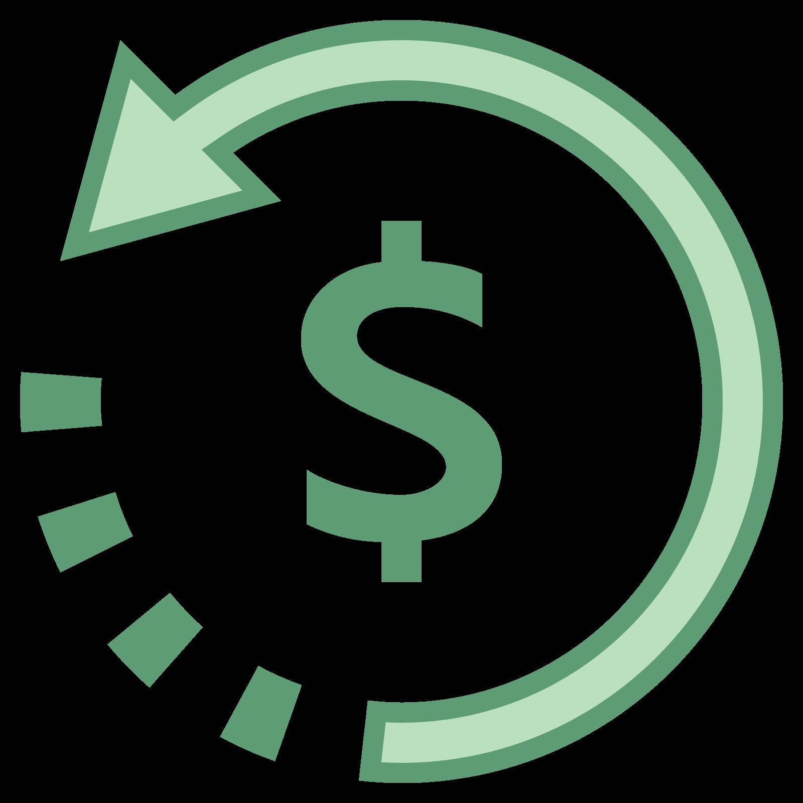 Refund 2 icon - Refund PNG