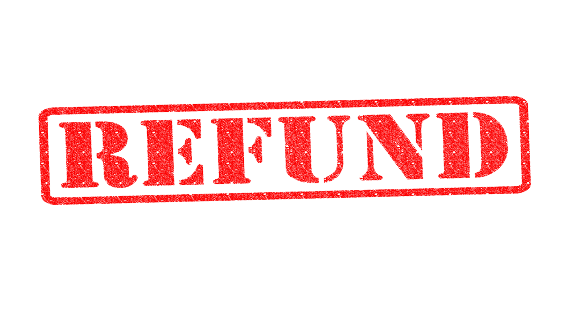Refund Free Download Png PNG