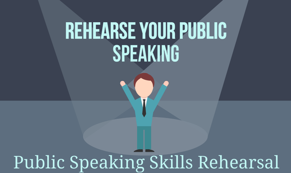 public speaking skills rehearsal - Rehearsal PNG
