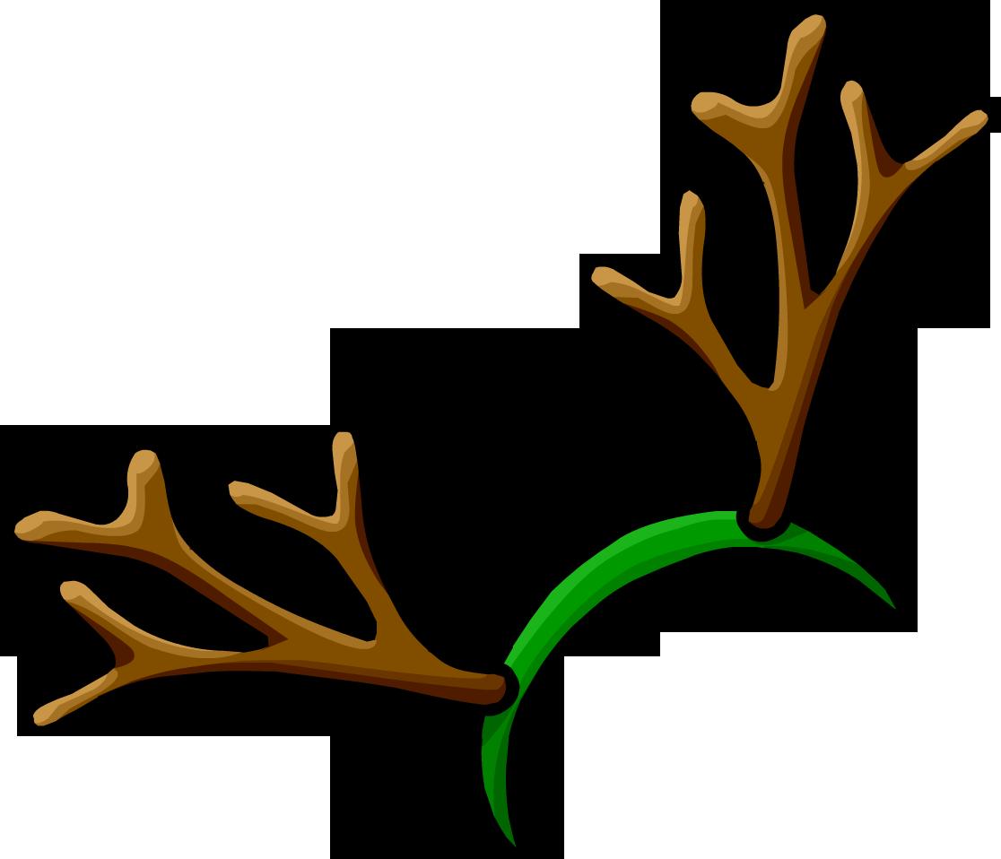 Reindeer Antlers PNG