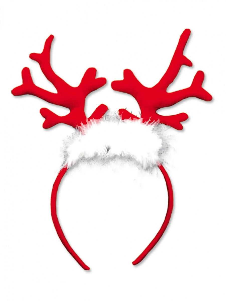 Reindeer - Reindeer Antlers PNG