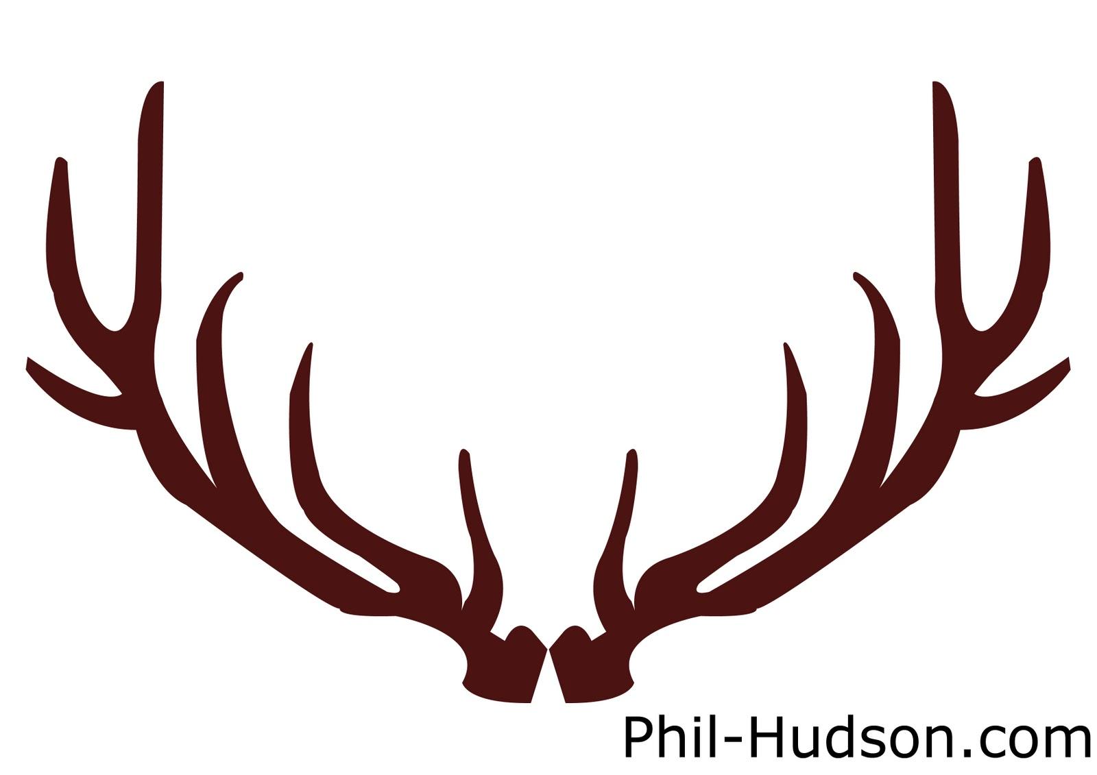 Reindeer Antlers PNG - 67551
