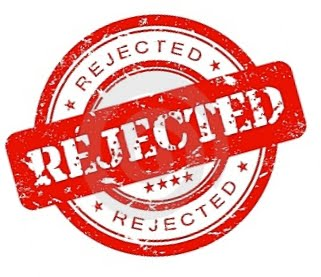 Rejected Stamp PNG - 3902