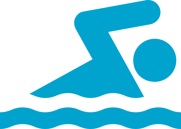 Swimming PNG - 5901