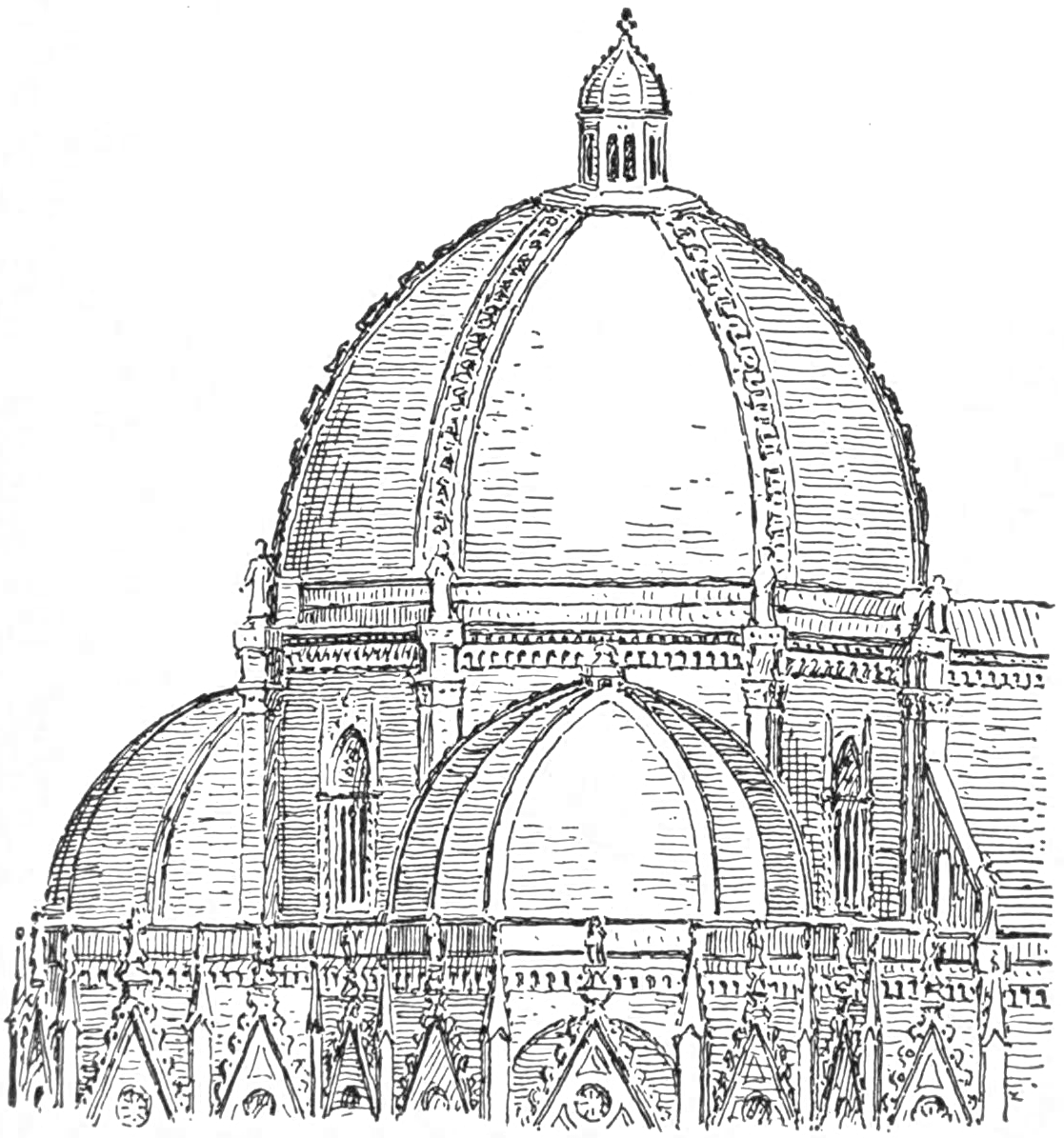 File:Dome of Arnolfo (Character of Renaissance Architecture).png - Renaissance PNG