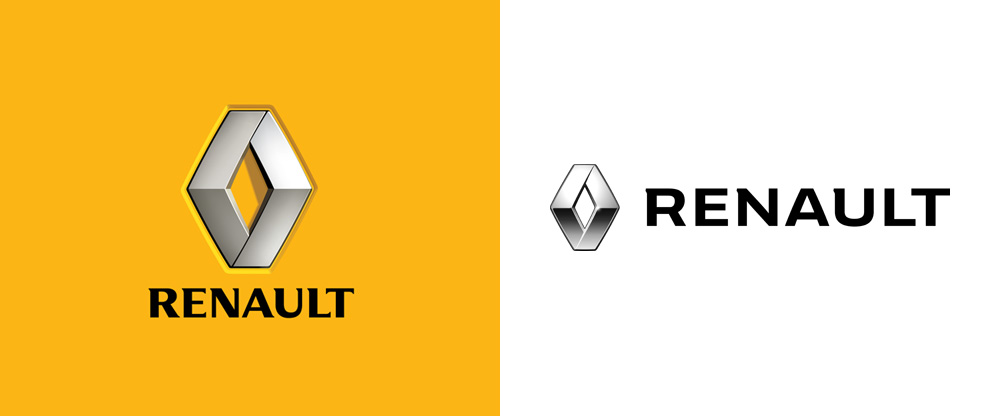 New Logo and Identity for Renault done In-house - Renault Logo Vector PNG