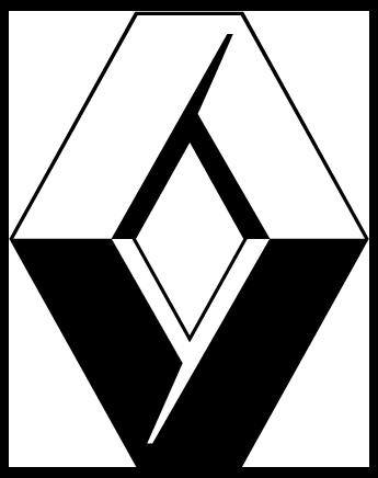 Premium Vectors - Renault Logo Vector PNG
