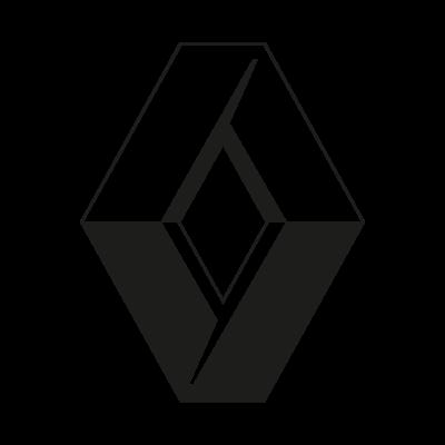 Renault Lines vector logo - Renault Logo Vector PNG
