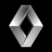 Renault auto vector logo - Renault Vector PNG