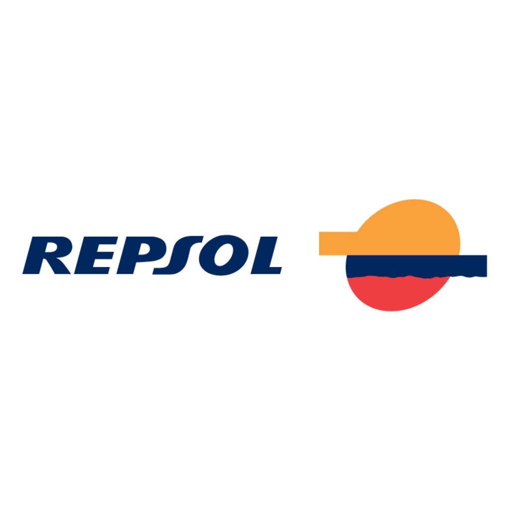 Repsol Logo Eps PNG
