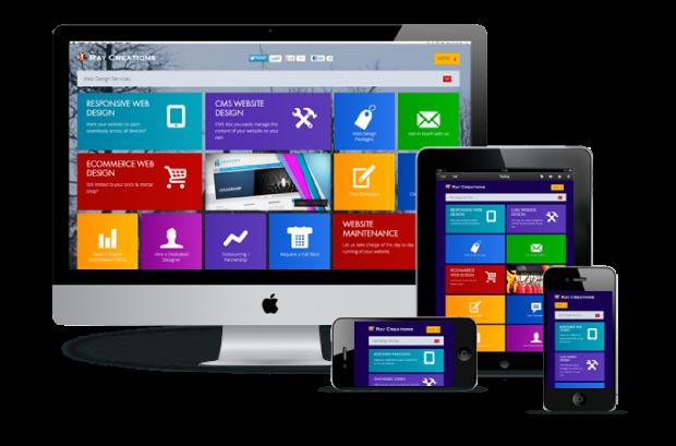 Responsive Web Design Png Picture PNG Image - Web Design PNG