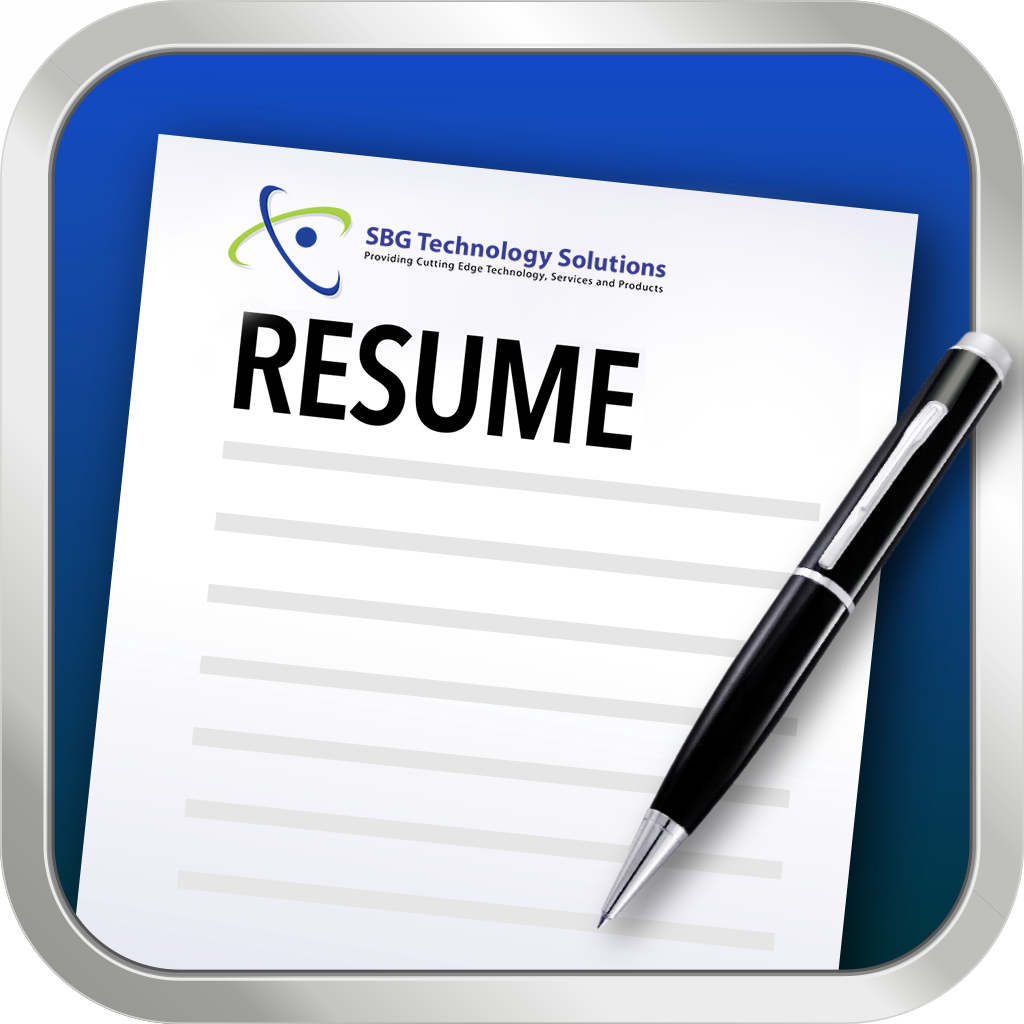 resume - Resume PNG