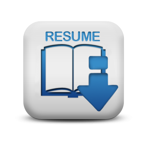Resume Icon Png image #19026 - Resume PNG