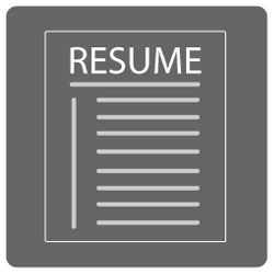 Resume Icon Png image #19030 - Resume PNG