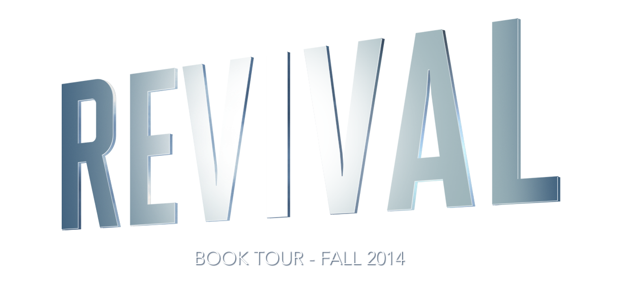 Revival North American Book Tour Fall 2014 - Revival PNG