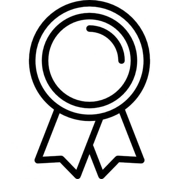Reward PNG Black And White - 76285
