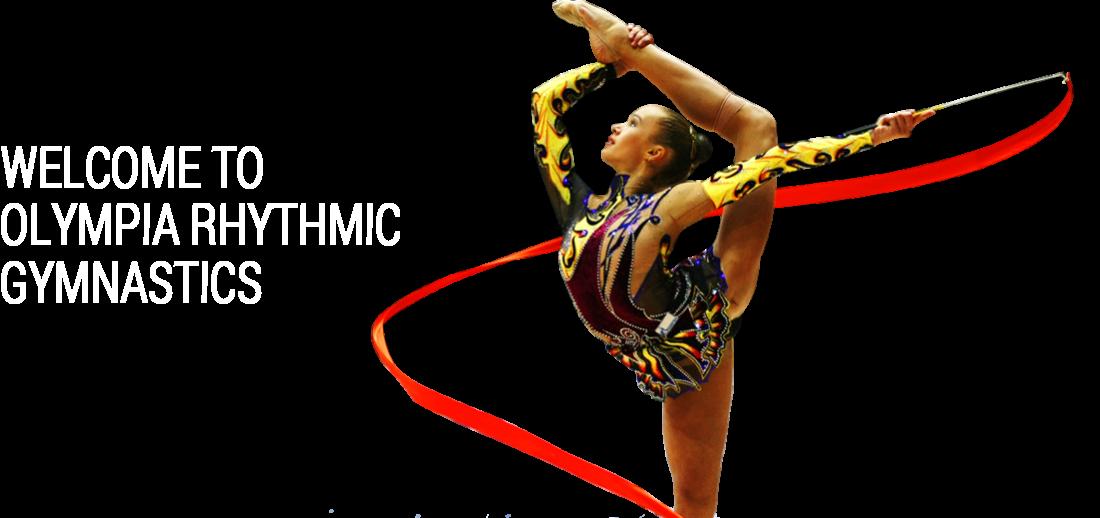Rhythmic Gymnastics PNG HD