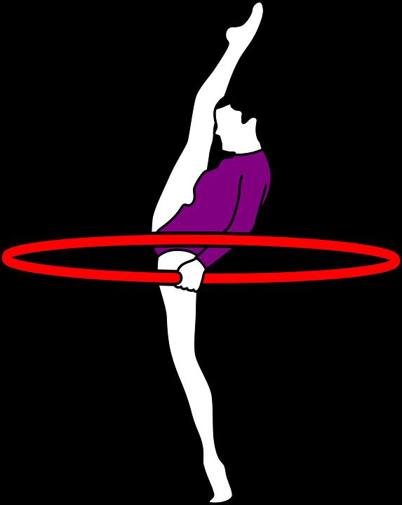 Rhythmic Gymnastics PNG HD - 128422
