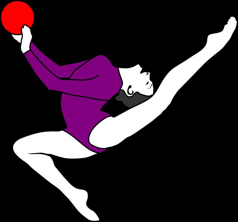 Rhythmic Gymnastics PNG HD - 128419